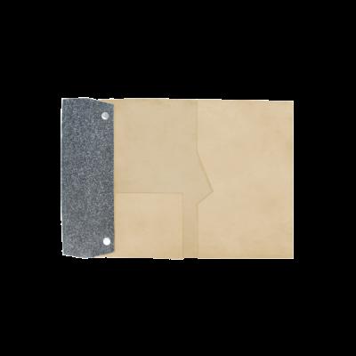 teczka washable paper z filcem na laptopa i dokumenty