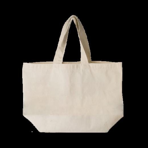 bawełniana torba pozioma ecri