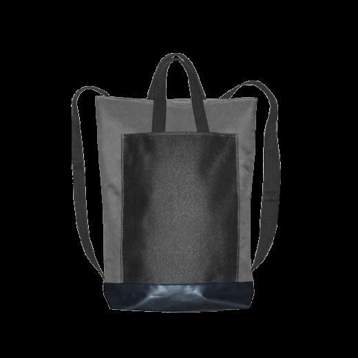 ciemny plecak miejski z kodury