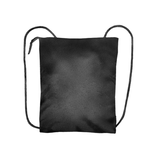 czarny plecak biznes na zamek
