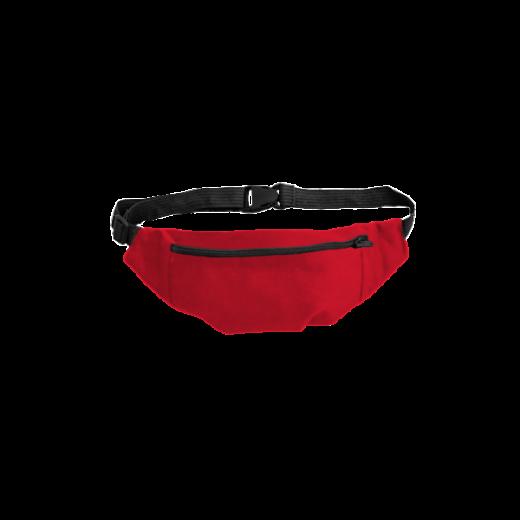 czerwona nerka na zamek