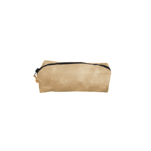 piórnik z washable paper na zamek - kolor sahara