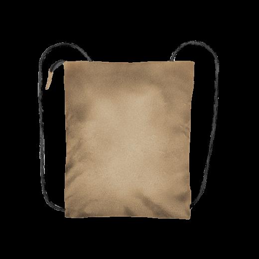 plecak biznes beżowy z kodury
