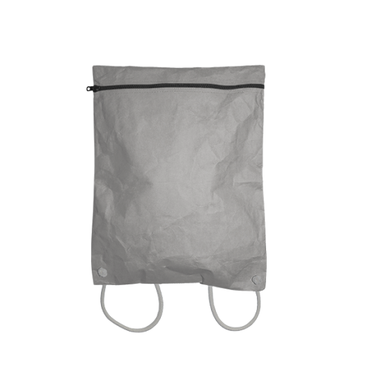 plecak koperta z washable paper szary
