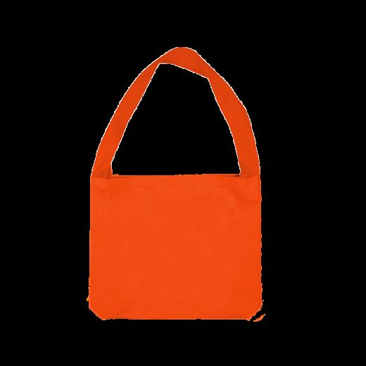torba z uchem pomarańczowa