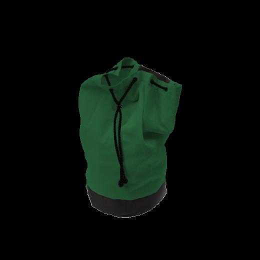 worek marynarski zielony