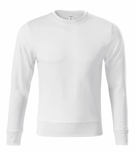 bluza unisex white